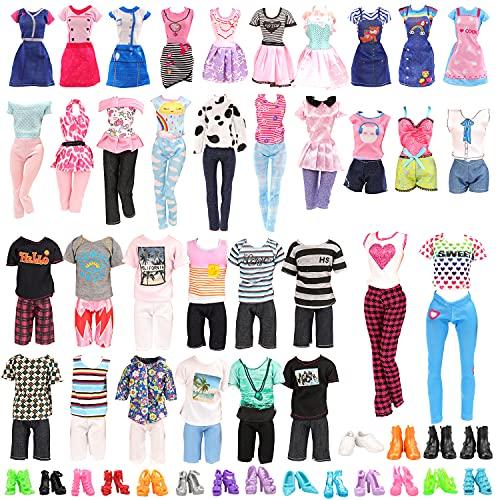 Miunana 34 Doll Clothes and Acce...