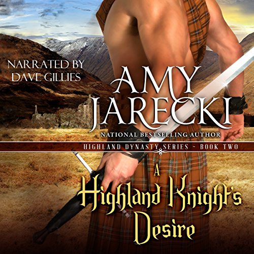 A Highland Knight's Desire cover art