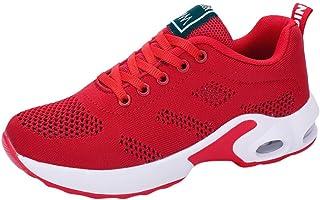 Walakose Chaussures De Securite Femmes Legeres Mode Chaussures De Sports Course Sneakers Fitness Outdoor Run Shoes Running...