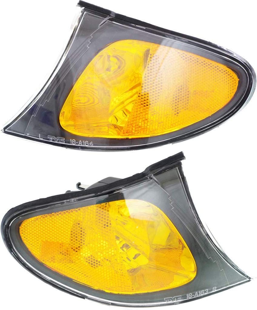 CarLights360: For 2002 2003 2004 Spring new work one after another 2005 330xi Turn safety Signal Park BMW