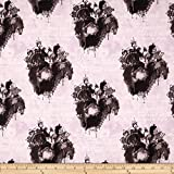 Fabric & Fabric 0372078 Disney Villains Spell Casting Grey