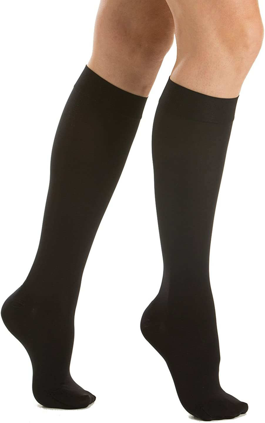 Relaxsan M1050 Cotton medical compression shop high knee Clas Product - socks