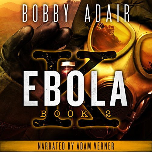 Ebola K audiobook cover art