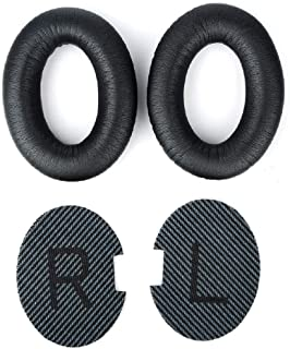 Familycrazy Replacement Earpads, Mudder 2 Pieces Foam Ear Pad - Cushion Repair for Bose Quietcomfort 2/15/ 25, Ae2, Ae2i (...