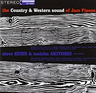 Country & Western Sound of Jazz Pianos by Steve Kuhn (2004-11-16)