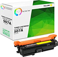 TCT Premium Compatible Toner Cartridge Replacement for HP 507A CE402A Yellow Works with HP Laserjet Enterprise M551 M575, Pro M570 M570DW Printers (6,000 Pages)