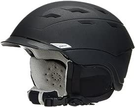 Smith Optics Valence Adult Ski Snowmobile Helmet - Black Pearl/Medium