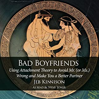 Bad Boyfriends audiobook cover art