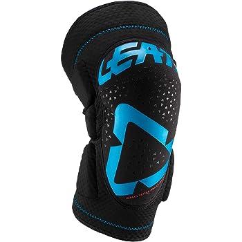 Leatt 3DF 5.0 Zip Knee Guards-Fuel//Black-S//M 5019400510