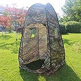 juman634 Pop-up Tente Camouflage Camping Douche Salle De Bain Toilette Confidentialité...