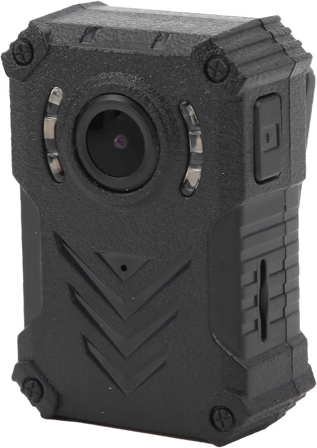 Mini Body Camera Video Recorder 1080P Waterproof Portable Body Worn Camera with Night Vision and 150° Wide Angle for Law Enforcement, Security Guard, Home