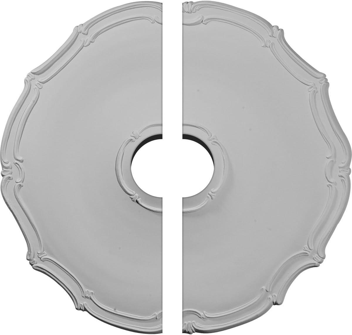 Ekena Millwork We OFFer Quality inspection at cheap prices CM18PO2-03500 Pompeii Ceiling Medallion 8