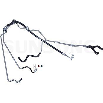 Sunsong 3603889 Power Steering Hose