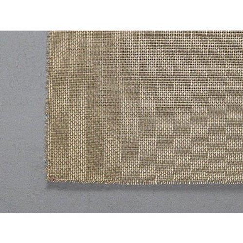エスコ(ESCO) 織網(真鍮製) 300x1000mm/0.60mm目 EA952BE-11