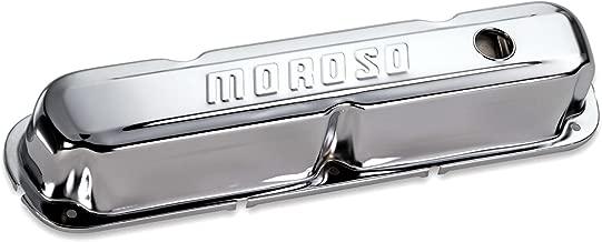 Moroso 68161 Chrome Valve Covers - Set of 2