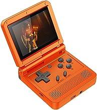 Console portátil Flip Console de 3 polegadas com tela IPS de sistema aberto com cartão 16G TF integrado ao console de jogo...