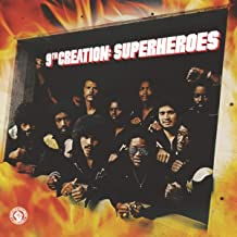 the 9th creation superheroes