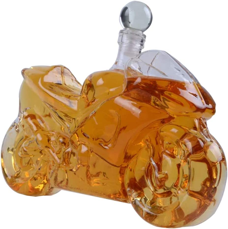 DONGSHUAI Decanter Liquor Lead-Free Max 73% OFF quality assurance Whiskey