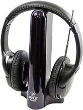 Pyle PHPW2 Wireless Headphones FM Hi-fi Audio W/Extreme Bass Electronics Accessories