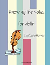 Knowing the Notes for Violin