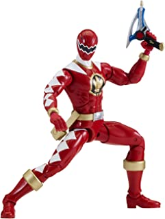 """Best Power Ranger 6.5"""" Legacy Action Figure, Dino Thunder Red Review"""