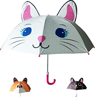 Sponsored Ad - Kids Umbrella for Girls and Boys | Girls Umbrella with UV Sun Protection | Choose a cute umbrella for kids ...