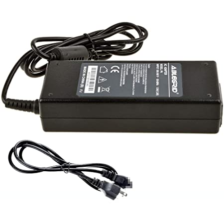 Accessory USA AC//DC Adapter for Shuttle XPC NS01A XPCNS01A Computer Nano Fanless Thin-Client PC Barebone System Power Supply Cord Cable PS Battery Charger Mains PSU
