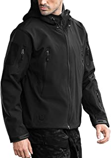Best waterproof & wind resistant tactical jacket Reviews
