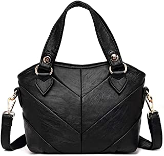 Runhuayou Ladies Individual Shoulder Slung Uncomplicated Wild Bag, Handbag Suitable for Females of All Ages on Any Occasions
