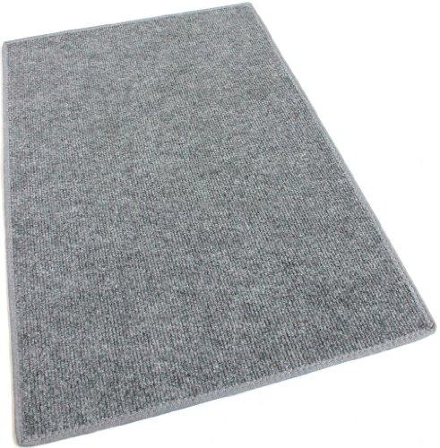 Koeckritz Outdoor Area Rug Carpet (Gray, 12