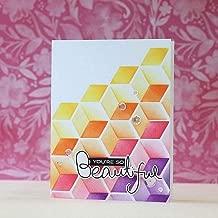 cube builder stencil
