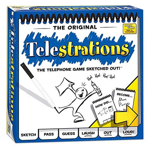 Asmodee - Telestrations - Board Game
