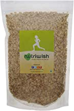 Nutriwish Premium Gluten-Free Rolled Oats, 1kg