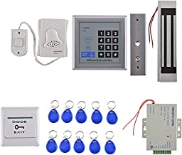Dolity Security Door Access Control System Kits for Home and Office
