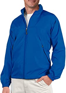 SCOTTeVEST Mens Pack Windbreaker Jacket - 19 Pockets - Fall Jackets for Men