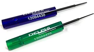 Delphi Terminal Removal Tool GT 150; GT 280; 150 Metri-Pack; 280 metri-Pack; 280, 56 Series; 280 Metri-Pack; 480 Metri-Pack; 630 Metri-Pack; 800 Metri-Pack