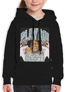 Guiping Playboi Carti Teen Hooded Sweate Sweatshirt Black