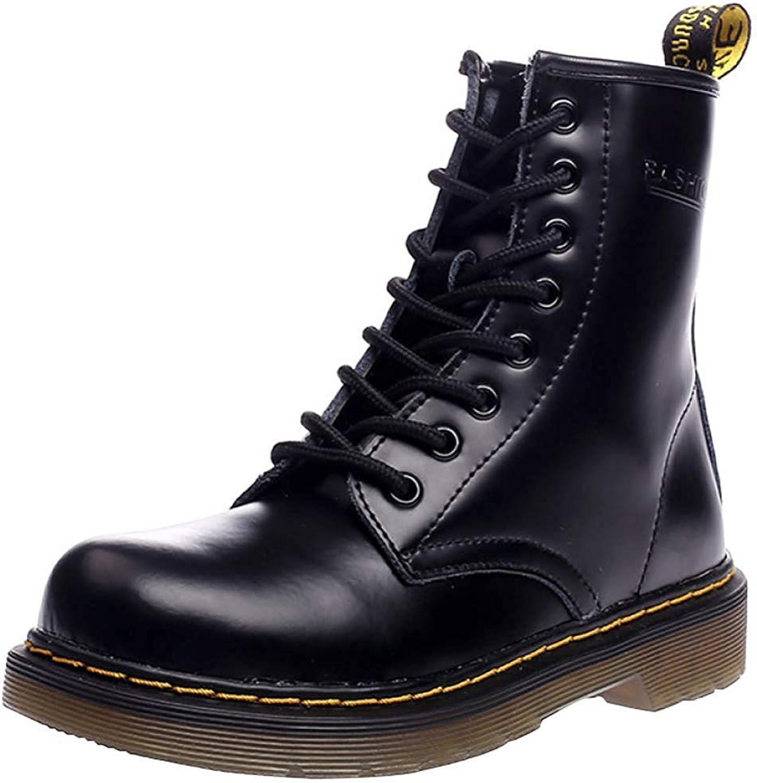 Fuxitoggo Männer Und Frauen Knöchel Martin Stiefel Warm Plus Baumwolle Schneeschuhe Liebhaber Schuhe (Farbe   1, Größe   43EU)  | Angenehmes Gefühl