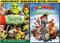 SHREK FOREVER AFTER/DONKEY'S CHRISTMAS SHREKTACULA