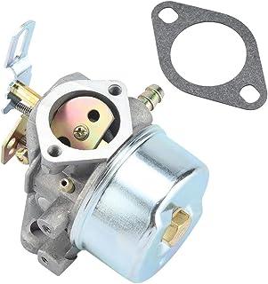 Carburador para TECUMSEH 640349 640052, Carburador para TECUMSEH 640349 640052 640054 8HP 9HP 10HP accesorios para cortacésped Carburador para TECUMSEH
