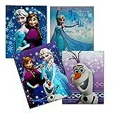 Disney Frozen 2-Pocket Portfolio Folders (pack of 4)