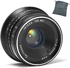 Best 25mm mft lens Reviews