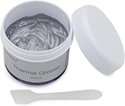 GENNEL 100gram Silver Silicone Thermal Conductive Compound Grease Paste For GPU CPU IC LED Ovens Cooling