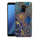 Samsung Galaxy A8 2018 Case, FoneExpert® Pattern Soft Slim