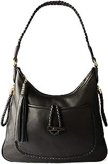 Hidesign Women's Shoulder Bag (Black)