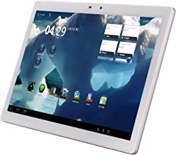 $195 Get 4G LTE 10 inches Tablet Phone 10 core Tablet Deca-Core Android 8.0 1920x1200 IPS Memory 6GB ROM 64GB 4G Double SIM Card Telephone Slice WiFi GPS Electronic 9 4G Network 10 (Silver)