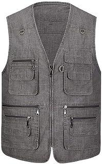 Arrivo Multi-Tasche Tactical Vest Uomini Fotografia Professionale Cameraman Gilet