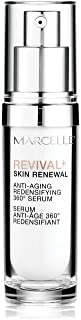 Marcelle Revival+ Skin Renewal Anti-Aging Redensifying 360° Serum, Hypoallergenic and Fragrance-Free, 1 fl oz
