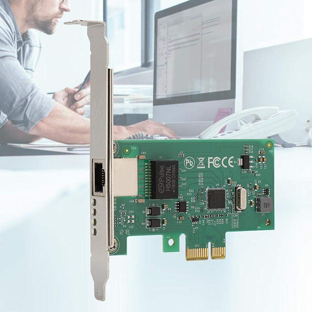 金貸し恐ろしいです安心ネットワークカードの耐久性のある速度の高速化ファインクラフトネットワークインターフェイスカードPCデスクトップホームオフィス用の互換性の高い強力なチップ