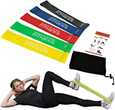 Serious Steel Fitness Mini Band | Rehab and Prehab Stretch Bands | Workout Bands